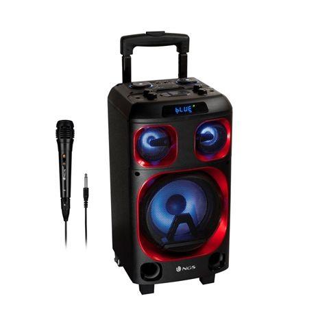 NGS Altavoz Portatil Wild Ska Zero Bluetooth 42 1