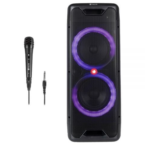 NGS Altavoz Portatil Wild Jungle1 Bluetooth 50 20