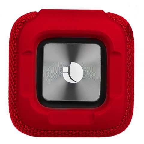NGS Altavoz Portatil ROLLER COASTER 10W Rojo