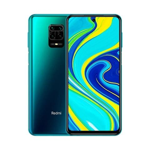 XIAOMI Redmi Note 9s 667 OC23Ghz 64GB 4GB AZUL
