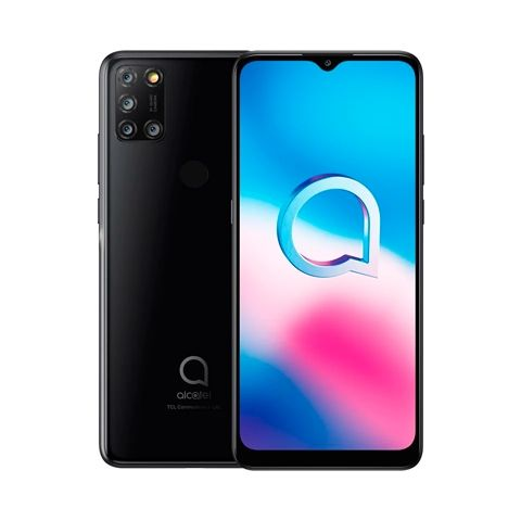 Alcatel 3X 2020 652 HD 64GB 4GB Negro