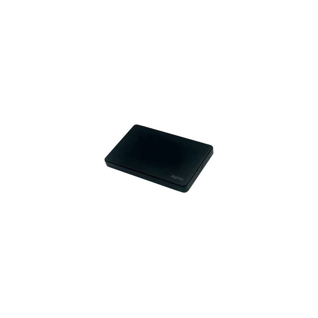 approx APPHDD200B caja HDD 25 SATA 20 Negra