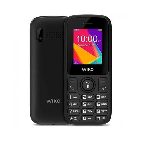 Wiko F100 Telefono Movil 18 QVGA BT Negro