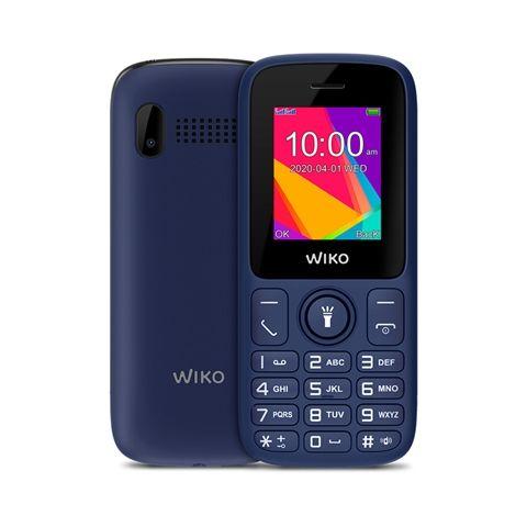 Wiko F100 Telefono Movil 18 QVGA BT Azul