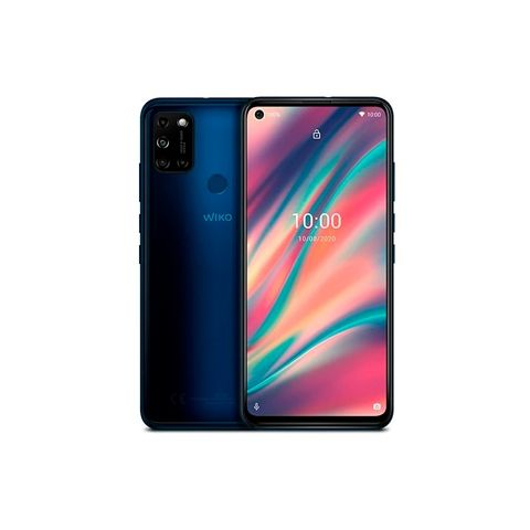 Wiko VIEW5 655 HD OC18Ghz 64GB 3GB Azul