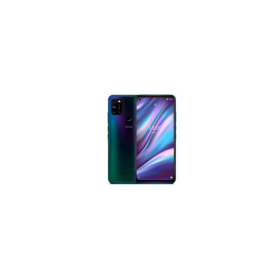 Wiko VIEW5 PLUS 655 HD OC 128GB 4GB Azul