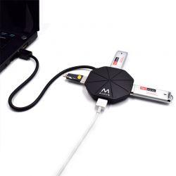EWENT EW1138 Hub 4 Puertos USB 31 Gen1 USB 30