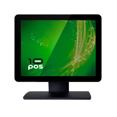 10POS TS 15FV Monitor Tactil 15 Flat CapacitUSB