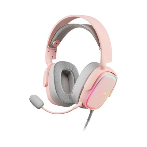 Mars Gaming MHAXP PINK rgb headphones