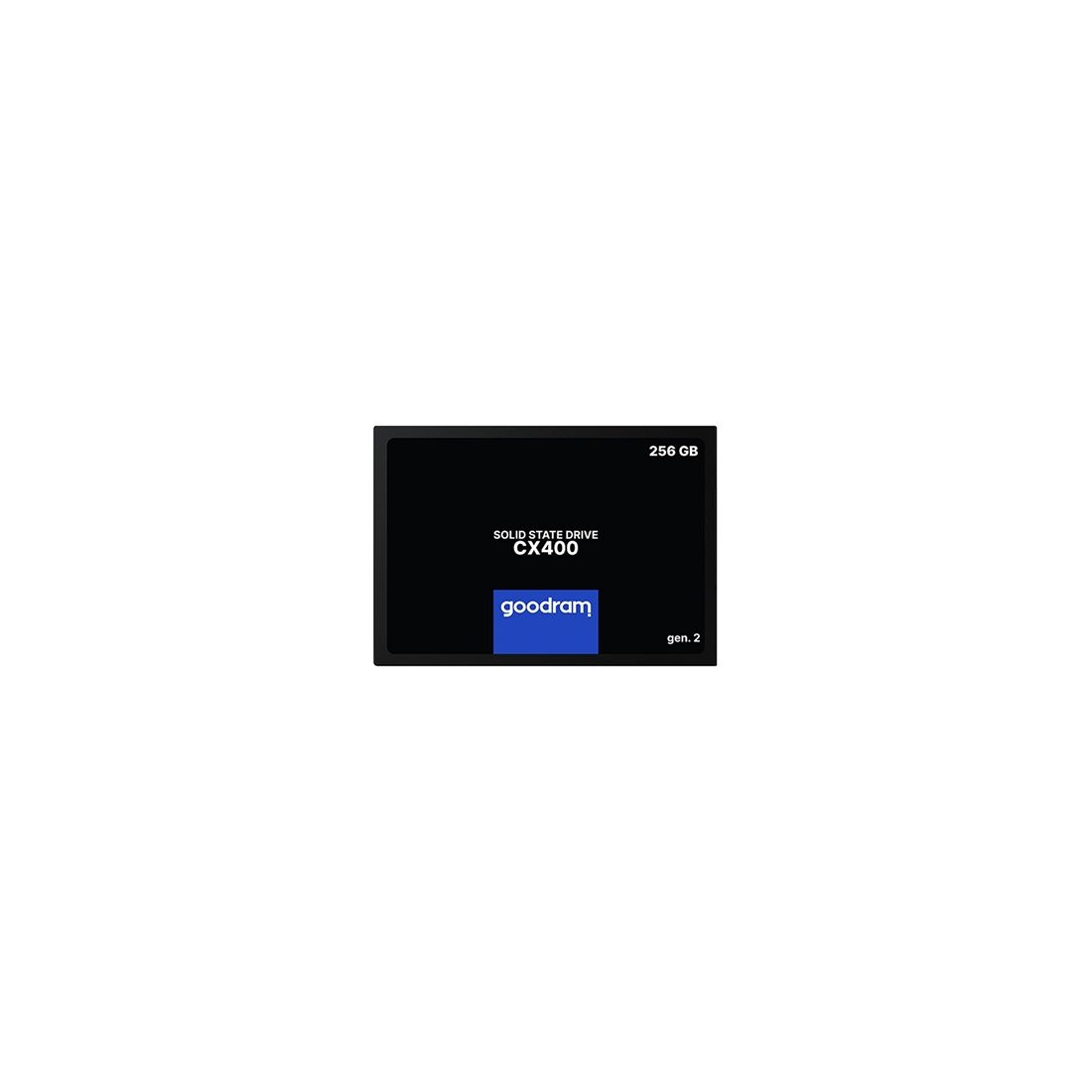 Goodram SSD 256GB 25 SATA3 CX400 GEN2