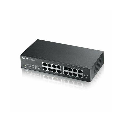 ZyXEL GS1100 16 v2 Switch 16xGB