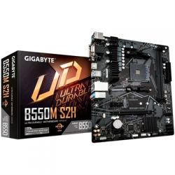 Gigabyte Placa Base B550M S2H mATX AM4