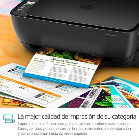 HP Multifuncion Ecotank 455 Wifi