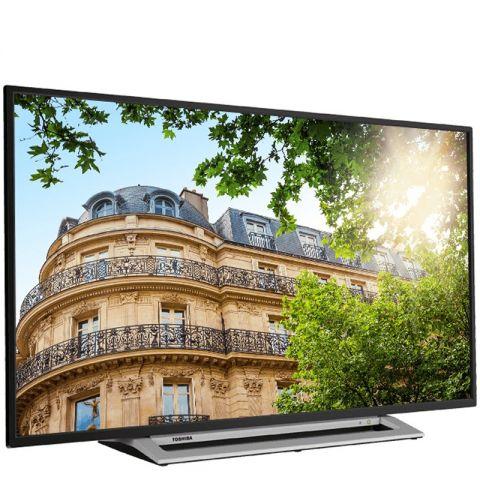 Toshiba 58UL3B63DG TV58 4K STV 2xUSB 3xHDMI peana