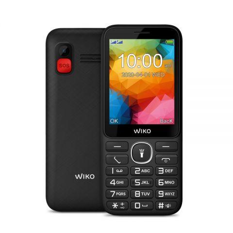 Wiko F200 Telefono Movil 28 BT Negro