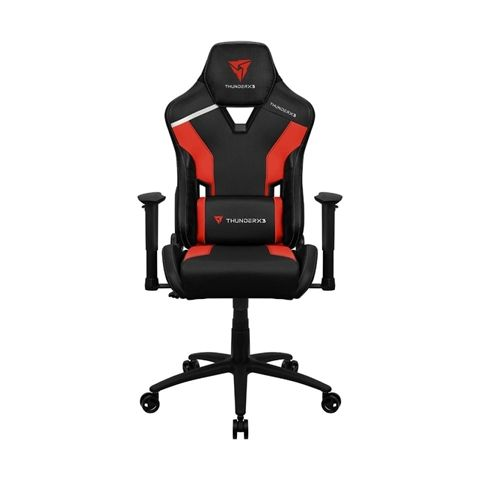 Thunderx3 Silla TC3 Hi Tech Gaming Ergonomic Roja