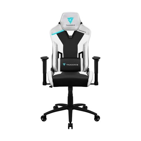 Thunderx3 Silla TC3 Hi Tech Ergonomic Blanca