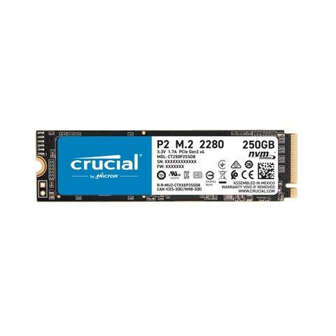 Crucial CT250P2SSD8 P2 SSD 250GB M2 NVMe PCIe