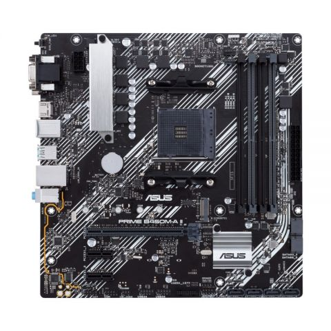 ASUS Placa Base PRIME B450M A II mATX AM4