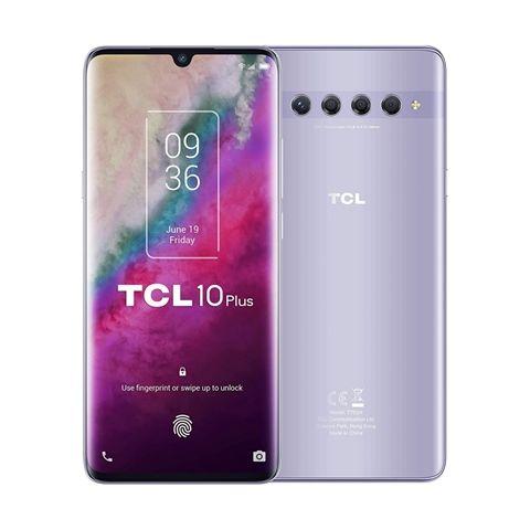 TCL 10 PLUS 647 FHD OC 6GB 64GB Plata