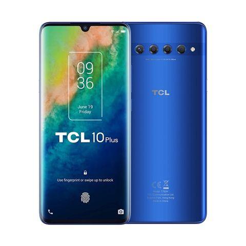 TCL 10 PLUS 647 FHD OC 6GB 256GB Azul