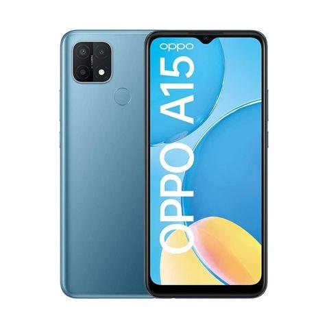 OPPO A15 652 HD 32GB 3GB Azul