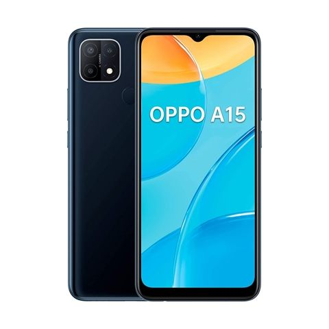 OPPO A15 652 HD 32GB 3GB Negro