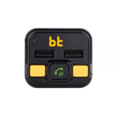 NGS Transmisor FM Car Spark Curry USB 24A