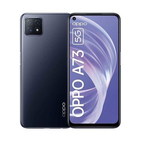 OPPO A73 5G 65 FHD 128GB 8GB Negro