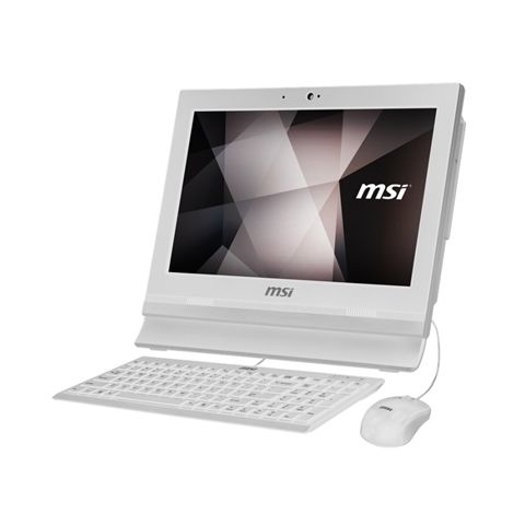 MSI Pro 16T 5205U 4GB 256GB DOS 156 tactil blanc