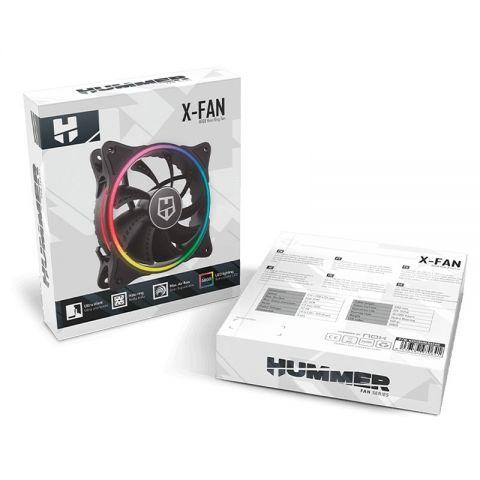 Nox Ventilador Gaming X FAN LED ARGB