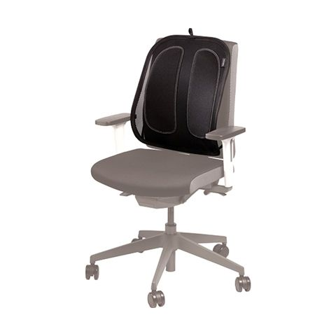 Fellowes Respaldo ergonomico rejilla Mesh Office