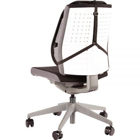 Fellowes Respaldo ergonomico rejilla Mesh Office