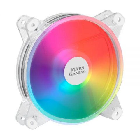 Mars Gaming Ventilador MFD CHROMA RGB ULTRA SILENT