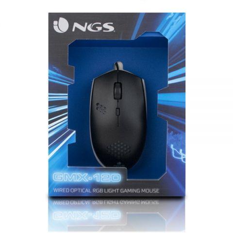 NGS Raton Gaming GMX 120 7LED 1200DPI