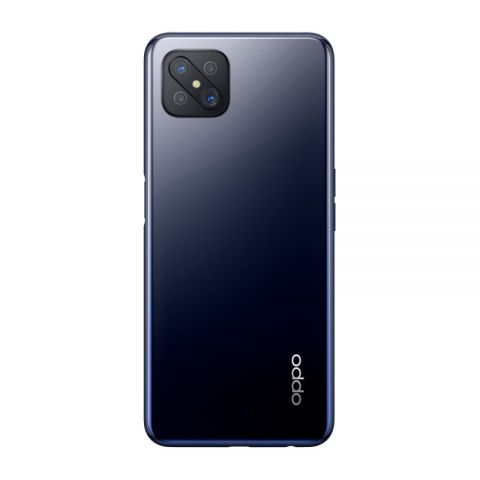 OPPO Reno4 Z 5G 657 FHD 128GB 8GB Ink Black
