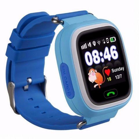 Leotec Smartwach Kids Way GPS Llamadas SOS Azul