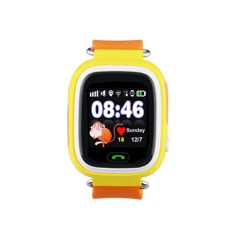 Leotec Smartwach Kids Way GPS Llamadas SOS Naranja