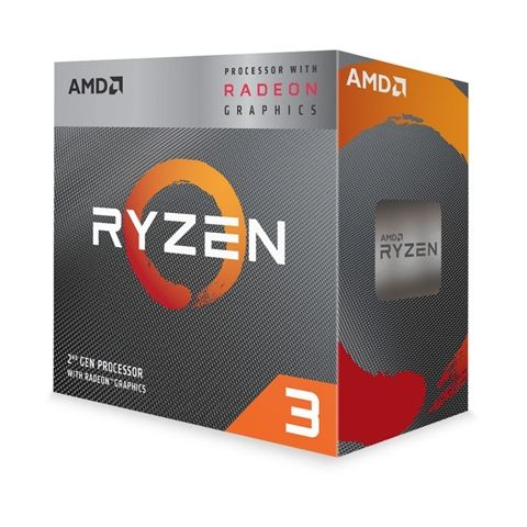 AMD RYZEN 3 3200G 36GHz 6MB 4 CORE AM4 BOX