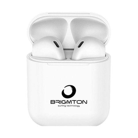 Brigmton AuricularMicro BML 19 Base Carga Blanco
