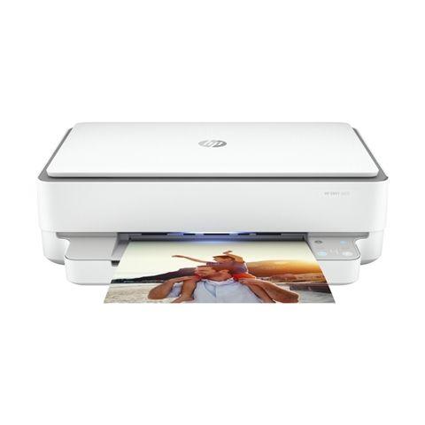 HP Multifuncion Envy 6020e WiFi Duplex Blanca