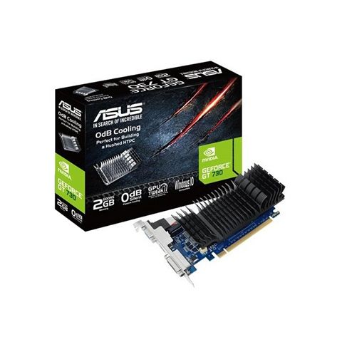 Asus VGA NVIDIA GT 730 SL 2GD5 BRK 2GB DDR5